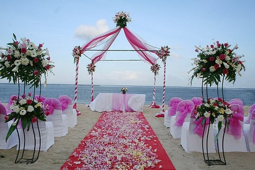 Getting Married? Looking to do something out of the box? Choose an Island Beach Wedding!