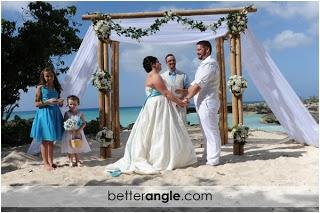 Smiths Cove Wedding