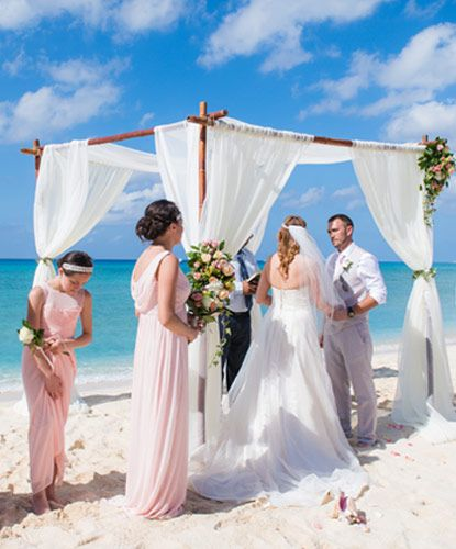 Exclusive Beach Wedding Package