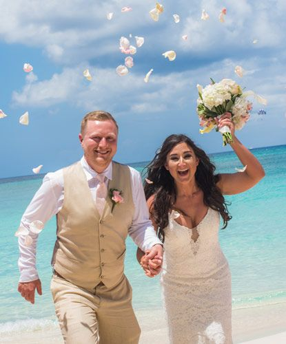 Island Wedding Beach Package