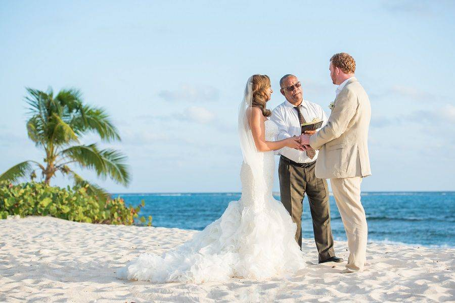 Beach Wedding Package Cayman Islands