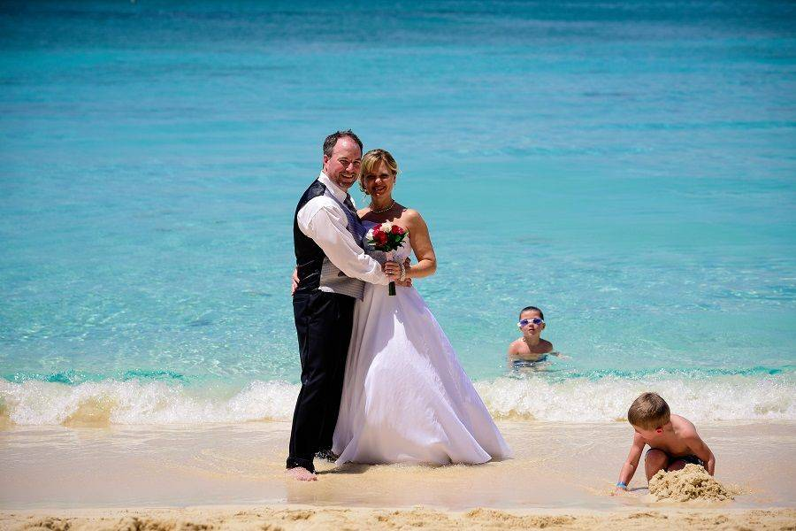 Island Wedding Beach Package - 2
