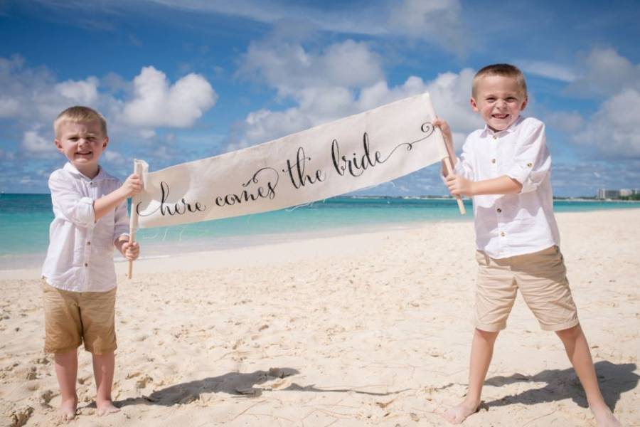 Barefoot on the Beach Wedding - 4