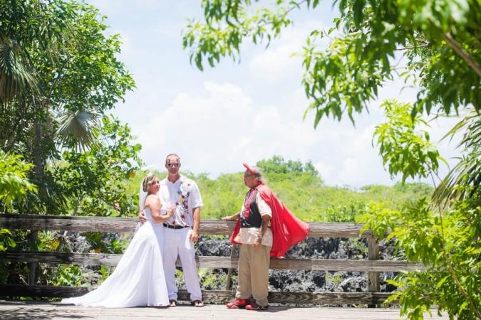 Cayman Island Wedding Ritzy I Dos: Katrina & John